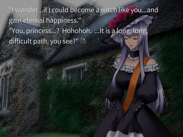 Umineko Episode 3 Screens
